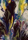 ACEO+ORIGINAL+Abstract+Acrylic+Miniature+Painting+by+KT+Artistry%2C+Karen+Warren+