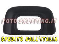 EYECUP PER NIKON DK-20 DK20 OCULARE FOTOCAMERA D3200 D3300 D3400 D5100 D5200