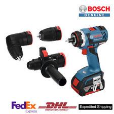 BOSCH GSR 18V-EC FC2 2B Professional Cordless Drill Driver SET Express Shipping