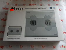 "iHome Mac Notebook Cooling Pad Macbook 13"" Air 11"", 13"" Pro 13"", 15"", 17"""