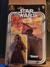 JAWA Star Wars Black Series 50th Anniversary Lucasfilm Amazon Figure Hasbro Box