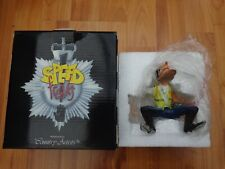 BOXED SPEED FREAKS 03561 PC SPEEDIN' FIGURE CAR ORNAMENT COUNTRY ARTISTS RESIN