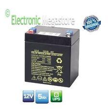 Batteria al piombo ricaricabile FIAMM 12V 4,5Ah FG20451 ERMETICA Nuova Batterie