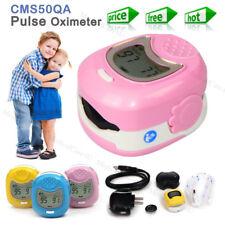Kids Child/Pediatric Finger Pulse oximeter Infant SPO2 Blood Oxygen HR Monitor
