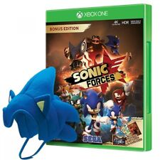 Sonic Forces Bonus Edition Xb1 Xbox One Game Very Good