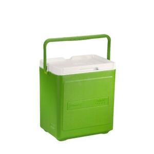 Coleman Party Stacker Cooler Thermozone Insulation Green Polyethylene (20-Can)