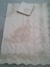 Philippines embroidered tablecloth and napkins (free shipping)