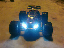 kit led e-revo revo 1/8 monster truck led 9v 12v ready to use hpi savage flux
