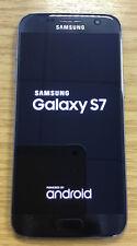 Samsung Galaxy S7 SM-G930F - 32GB - Black Onyx Unlocked Mobile Phone GRADE B