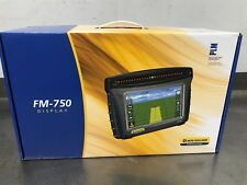 New Trimble FM750 Guidance Mapping Display GPS by New Holland # 94000-60