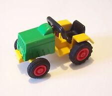 PLAYMOBIL (T4101) FERME - Tracteur Vert & Jaune pour Enfant Ranch Equestre