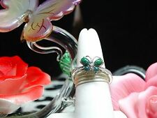 Ethiopian Sable WelO Opal, White Zircon Ring in Platinum over 925 SS Size 10