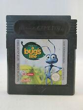 Nintendo Gameboy Color GB GBC GBA SP - Disney Pixar A Bug's Life
