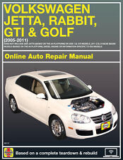 2008 Volkswagen Jetta Haynes Online Repair Manual-Select Access