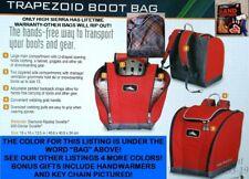 NEW Plaid High Sierra S5103/538921041 Trapezoid Snowboard/Ski Boot Bag/Backpack
