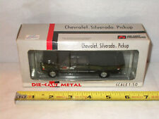Die-Cast Promotions Chevrolet Silverado Pickup 1/50th Scale