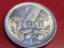 POLONIA 2 ZLOTYCH 1974 ZLOTI POLAND PLZ