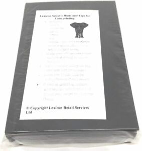 Lexicon Select Super Soft Lino Block 150x100 mm 10 Lino Tiles for Block Printing