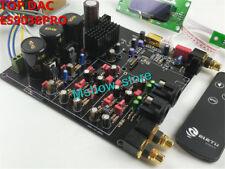 NEW hifi ES9038 ES9038PRO DAC decoder assembled board + TCXO 0.1PPM + XU208 usb