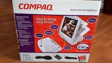 Compaq iPaq Home Internet Appliance with Keyboard & Cords