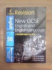 New GCSE English And English Language, Collins Study Guide