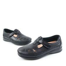 Women's SAS Comfort  Roamer Mary Jane Cutout Shoes Size 8 WW