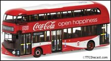 CORGI OM46623 - NBFL Borismaster - London United - Rte 10 Kings Cross Coca Cola