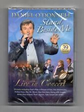 DANIEL O'DONNELL - STAND BESIDE ME LIVE IN CONCERT -DVD - Free 1st Class Post UK