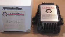 NOS VOLTAGE REGULATOR, 24-Volt -fits Mining Vehicles - C.E. Niehoff & Co A2-126