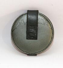 Prima Classe specchio Alviero Martini originale doppio specchietto verde borsa