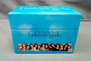 Gilmore Girls DVD Box Set The Complete Series 1-7  (Preowned)