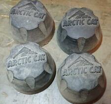 Arctic Cat 300 4x4 Wheel Hub Center Caps 400 454 500 250 375 1992-2002