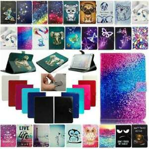 """US For iPad 8th Generation 10.2"""" 2020 Universal Pattern Leather Stand Case Cover"""