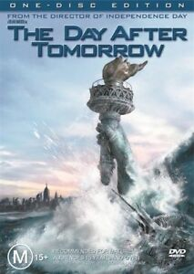 The Day After Tomorrow - BRAND NEW - DVD