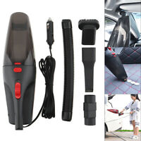 Car Vacuum Cleaner Duster Handheld Vac Wet & Dry Suction Hand Portable 12V 120W