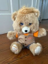 Teddy Ruxpin, bear, 2017 model, never been used, bluetooth, without box