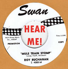 ROCKABILLY REPRO: ROY BUCHANAN-Mule Train Stomp/Pretty Please SWAN - KILLER INST