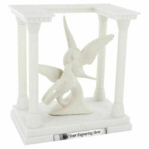 Wilton Wedding Love Doves Ornament Figurine Statue for Cake Topper White NEW