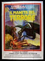 Poster Die Planet Der den Terror Galaxy Albert Moran Englund Corman Walston M274