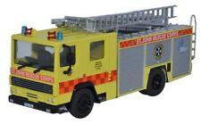 BNIB OO GAUGE OXFORD 1:76 76DN006 ST JOHN RESCUE CORPS DENNIS RS FIRE ENGINE