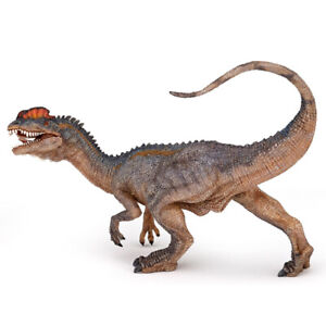 PAPO Dilophosaurus Figure Collectable Dinosaurs range Highly Detailed Ages 3+