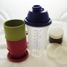 Lot of Tupperware includes mugs Quick Shake, sipper seals & shaker with lid