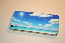 Custom Decal for iPhone 5/5s - with YOUR picture - glossy vinyl sticker