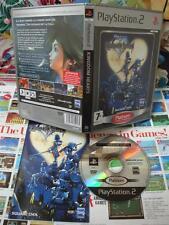 Playstation 2 PS2:Kingdom Hearts [BON ETAT / RARE / SQUARE ENIX] COMPLET - Fr