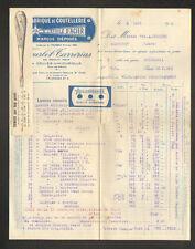 """CELLES-sur-DUROLLE (63) USINE de COUTELLERIE & OUTILS """"FOUBERT & TARRERIAS"""" 1941"""