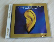 CD ALBUM DIGITALLY REMASTERED THE BEST OF IMAGES JEAN MICHEL JARRE 4 TITRES 90