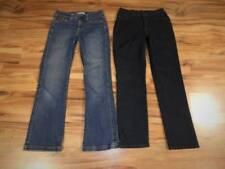 womans misses size 6 natural boot cut Lee & classic fit jeans pants lot