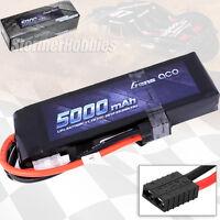 Gens ace 5000mAh 11.1V 3S LiPo Battery TRAXXAS end, Slash VXL, Stampede 4x4 VXL