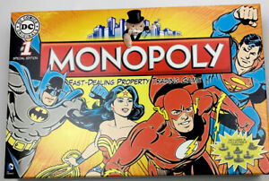DC Comics Originals Monopoly
