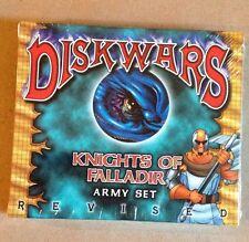 DiskWars Knights of Falladir Army Set Revised Edition by Fantasy Flight Games
